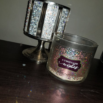 Photo of Bath & Body Works® A Thousand Wishes 3-Wick Candle uploaded by Valerie S.