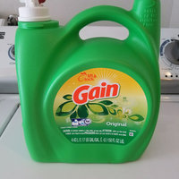 Gain with FreshLock Original Liquid Detergent 150 fl. oz. uploaded by Kelsey H.