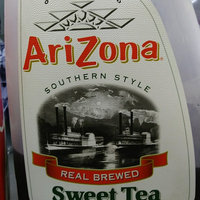 Arizona Southern Style Real Brewed Sweet Tea uploaded by Jeanette H.