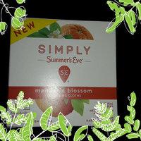 Simply Summer's Eve Mandarin Blossom Feminine Wipe - 24ct uploaded by Amanda H.