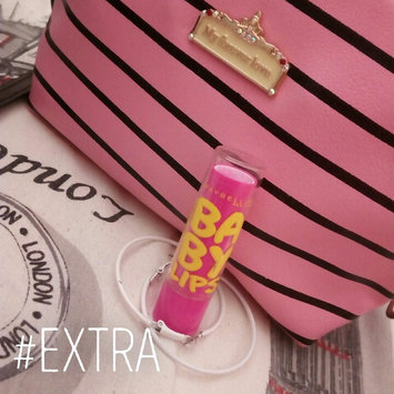 Maybelline Baby Lips® Moisturizing Lip Balm uploaded by Natalie G.