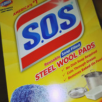 S.O.S Steel Wool Soap Pads - 10 CT uploaded by keren a.