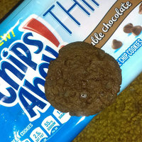 Nabisco Chips Ahoy! Thins Double Chocolate Cookies uploaded by Brookelynne T.