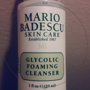 Photo of Mario Badescu Glycolic Foaming Cleanser uploaded by Michelle H.