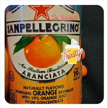 Photo of San Pellegrino® Aranciata Sparkling Orange Beverage uploaded by LaLa W.