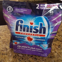 Finish Quantum Dishwasher Detergent with Baking Soda uploaded by Paulina L.