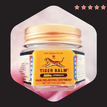 Photo of Tiger Balm Ultra Strength Ointment uploaded by CHRISTAL R.