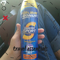 Coppertone Sport Continous Spray Lotion SPF 50 uploaded by Maria P.