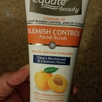 Photo of Equate Beauty Blemish Control Apricot Scrub, 6 oz uploaded by Cristina C.