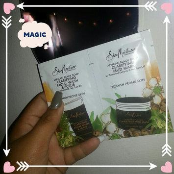 SheaMoisture African Black Soap Clarifying Mud Mask uploaded by Hazel J.