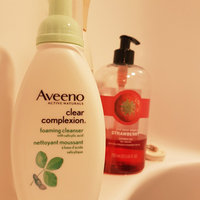 Aveeno Positively Radiant Cleanser uploaded by Sara B.