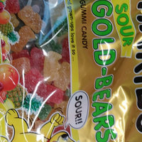 HARIBO Sour Gold Bears Gummi Candy uploaded by Jeanette H.