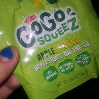 GoGo SQUEEZ APPLE BANANA APPLESAUCE ON THE GO uploaded by Judith Z.