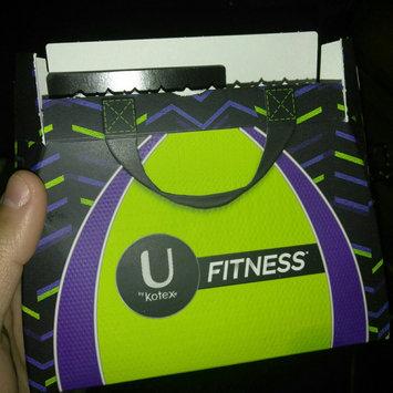 Photo of U by Kotex® Fitness* Ultra Thin Pads Regular uploaded by Maritza C.