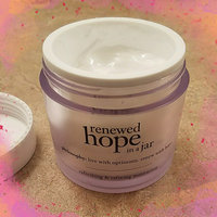 philosophy renewed hope in a jar refreshing & refining moisturizer uploaded by Kimberly D.