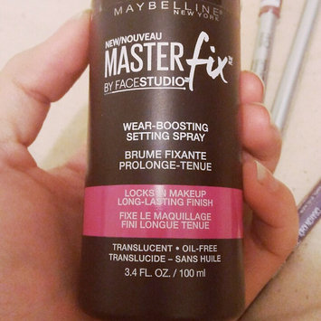 Maybelline Facestudio® Master Fix Wear-Boosting Setting Spray uploaded by Viana A.