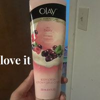 Olay Silk Whimsy Body Lotion uploaded by Cindy M.