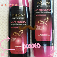 L'Oréal® Paris Advanced Haircare Color Vibrancy Shampoo uploaded by Mary C.