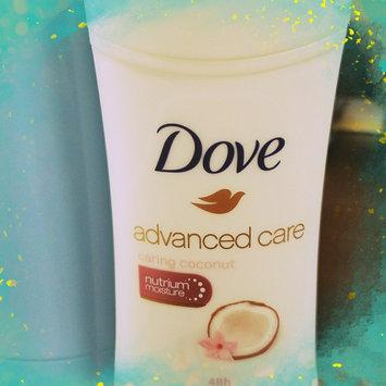 Dove Advanced Care Anti-Perspirant Deodorant, Caring Coconut, 2.6 oz uploaded by Valerie S.