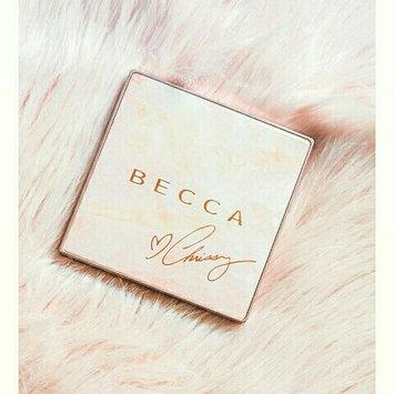 BECCA x Chrissy Teigen Glow Face Palette uploaded by Hajar B.