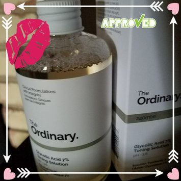 The Ordinary Glycolic Acid 7% Toning Solution uploaded by Oyuky R.