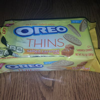Oreo Thins Chocolate Sandwich Cookies uploaded by Derricka M.