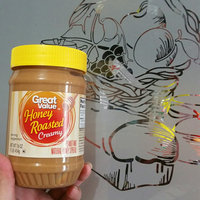 Great Value Honey Roasted Creamy Peanut Butter, 16 oz uploaded by Yessi T.