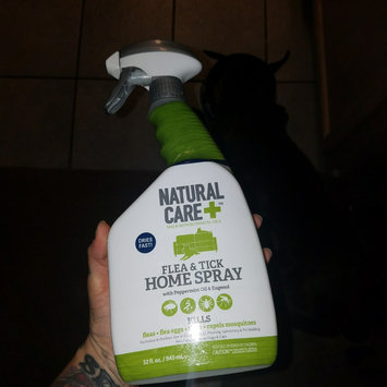 Photo of Natural Care 32 oz Flea and Tick Home Spray uploaded by Ashely M.