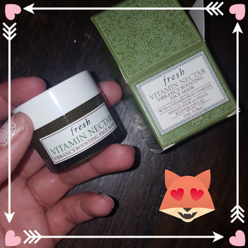 Fresh Vitamin Nectar Vibrancy-Boosting Face Mask 3.3 oz uploaded by Kirssy M.