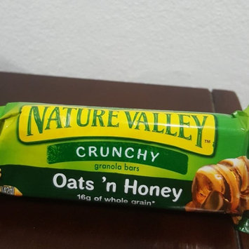 Photo of Nature Valley™ Oats 'n Honey Crunchy Granola Bars uploaded by Janice S.