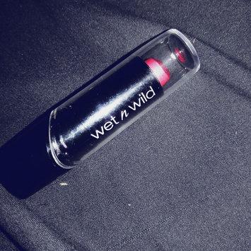wet n wild Silk Finish Lipstick uploaded by Jessmarie C.
