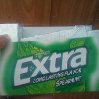 Extra Spearmint Sugar-Free Gum uploaded by Stacey H.