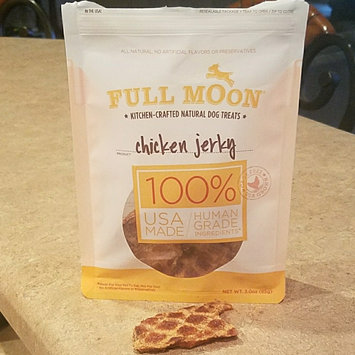 Photo of Full Moon Chicken Jerky Dog Treats, 3 oz uploaded by Kimberly D.