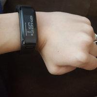 Garmin Vivosmart HR+ Activity Tracker Bundle, Regular Fit with Charging Cable (Black) uploaded by Katelyn S.