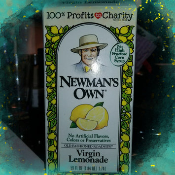 Photo of Newman's Own All Natural Virgin Lemonade uploaded by OnDeane J.
