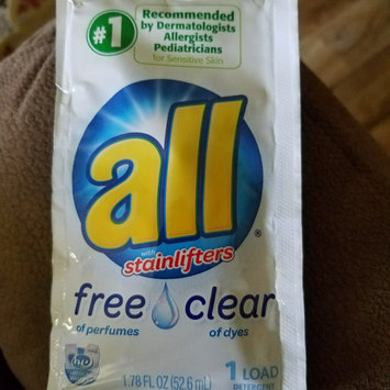 Photo of all free clear Laundry Detergent uploaded by keren a.