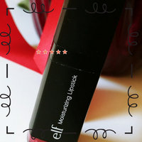 e.l.f. Cosmetics Velvet Matte Lipstick - Flirty Flamingo uploaded by brittni W.