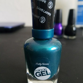 Sally Hansen® Miracle Gel™ Nail Polish uploaded by Beatrice R.