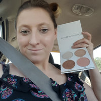 Academy of Colour Strobe & Glow 4 Shade Shimmer Powder Palette, Multicolor uploaded by Brit B.