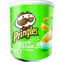 Pringles Potato Crisps Sour Cream & Onion uploaded by Mariel D.