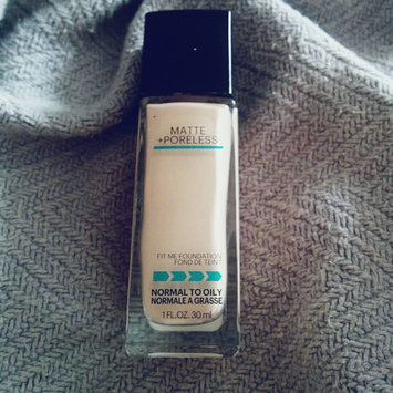 Maybelline Fit Me® Foundation uploaded by Tessa H.