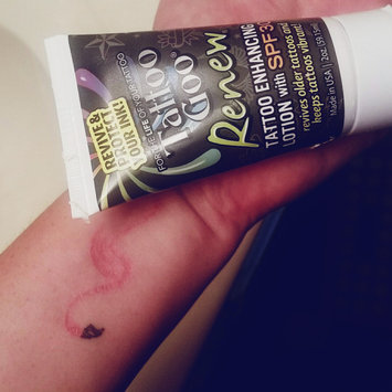 Photo of Tattoo Goo SPF 50 Plus Renew Lotion uploaded by Renee s.