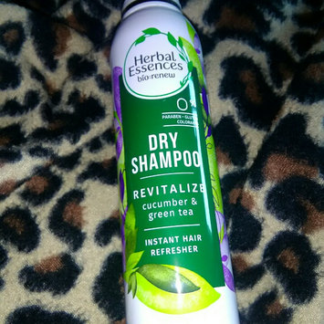Photo of Herbal Essences Cucumber and Green Tea Dry Shampoo uploaded by Melanie P.