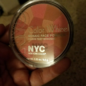 NYC Color Wheel Mosaic Face Powder uploaded by Cristina C.
