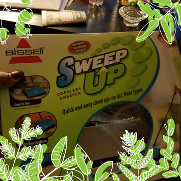 Photo of Bissell BISSELL Sweep Up Cordless Sweeper uploaded by Kristie T.