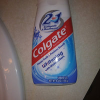 Colgate® 2in1 Toothpaste & Mouthwash Oxygen Whitening Fluoride Toothpaste Cool Mint uploaded by Karina C.