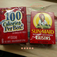 Sun-Maid Natural California Raisins - 6 CT uploaded by Mindy J.