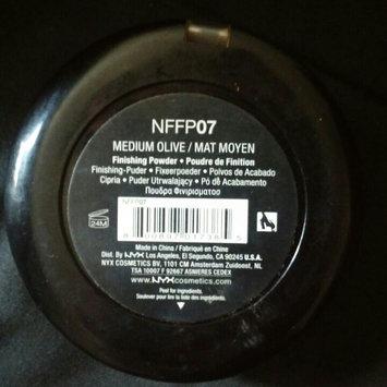 NYX #NoFilter Finishing Powder uploaded by Esbeydi R.