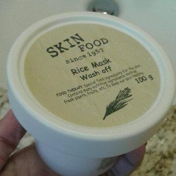 Photo of Skinfood - Rice Mask Wash Off 100g uploaded by Ikha T.