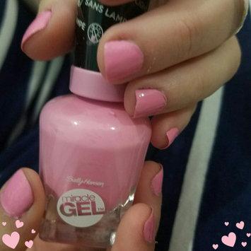 Sally Hansen® Miracle Gel™ Nail Polish uploaded by Tania B.